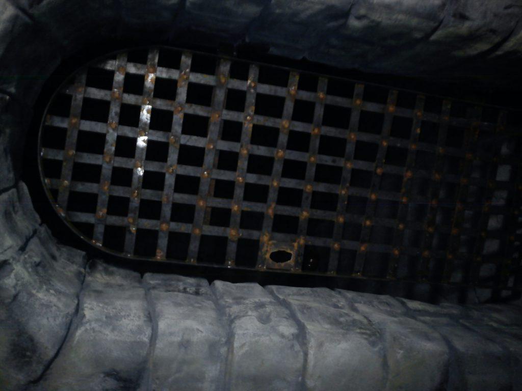 Fängelsedörr