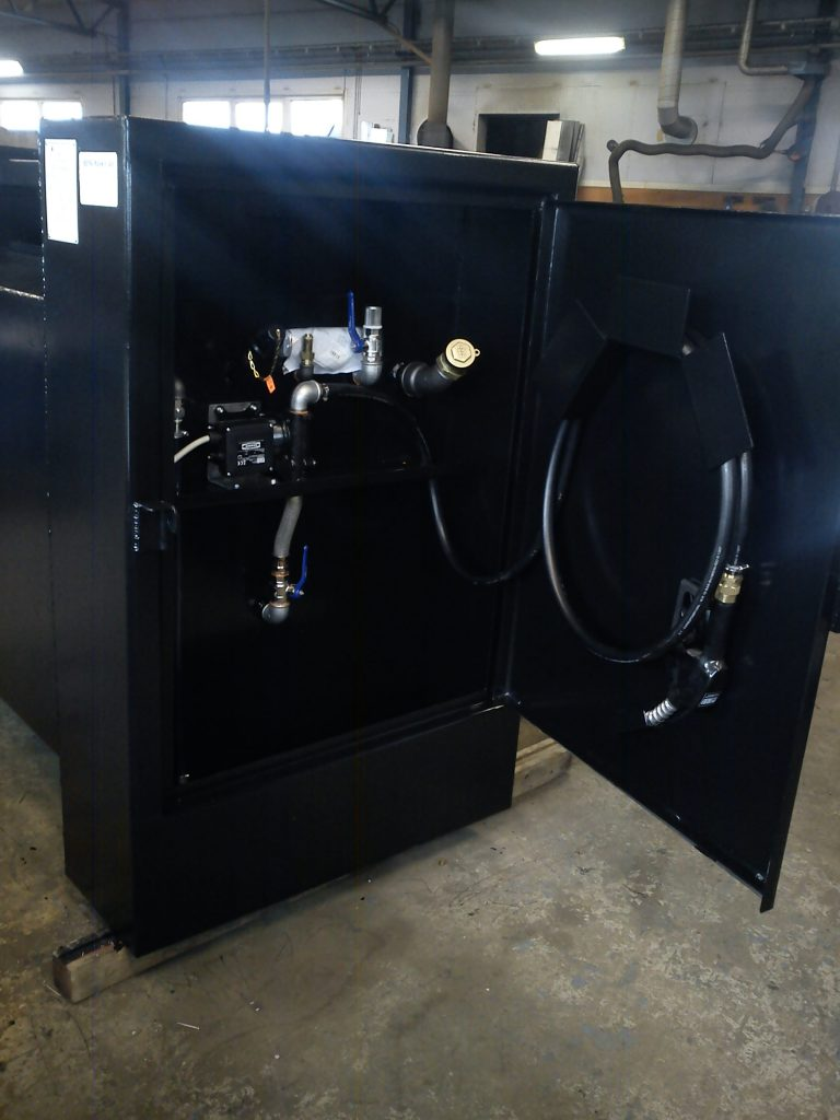 IBC tank för diesel