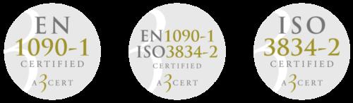certifieringssymboler